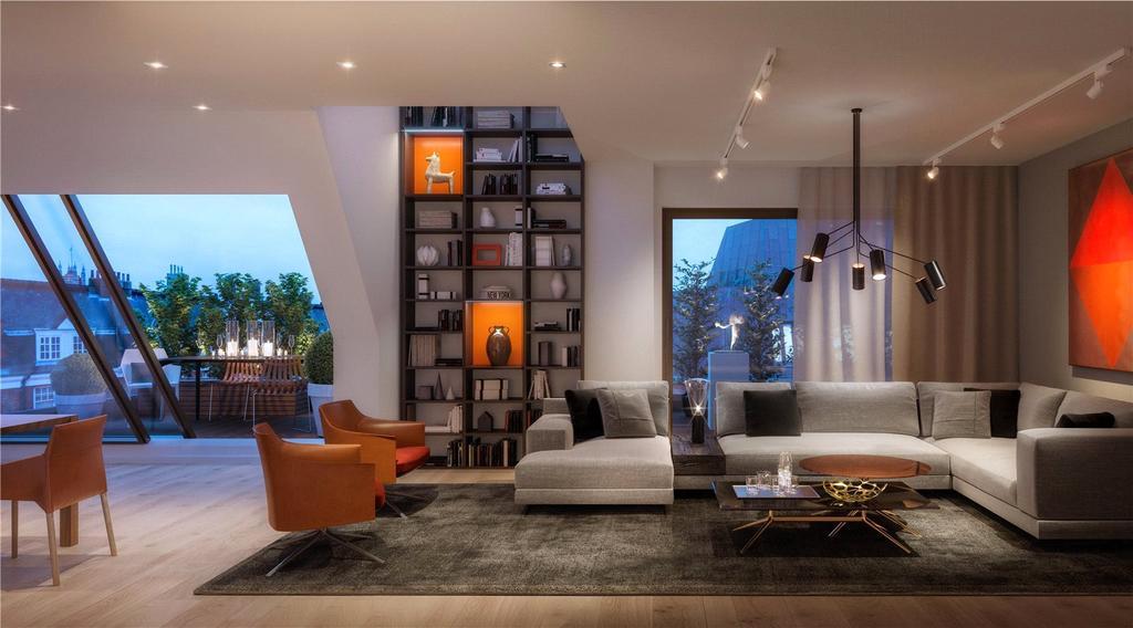 3 Bedrooms Flat for sale in Greycoat Street, London, SW1P