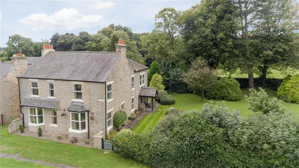 5 Bedrooms Detached House for sale in Cotherstone, Barnard Castle, County Durham