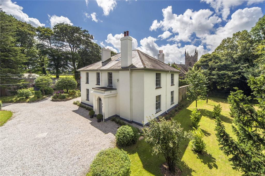 6 Bedrooms Unique Property for sale in Werrington, Launceston, Cornwall, PL15