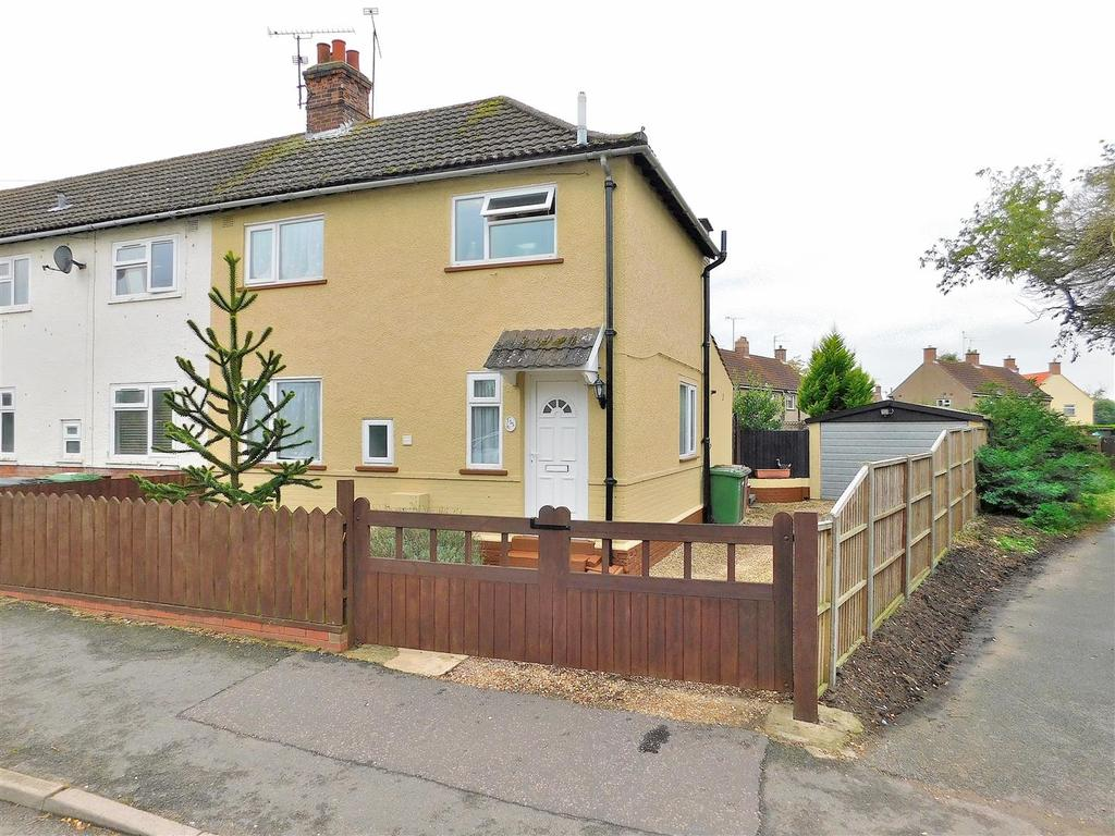 3 Bedrooms End Of Terrace House for sale in St. Peters Road, West Lynn, King's Lynn