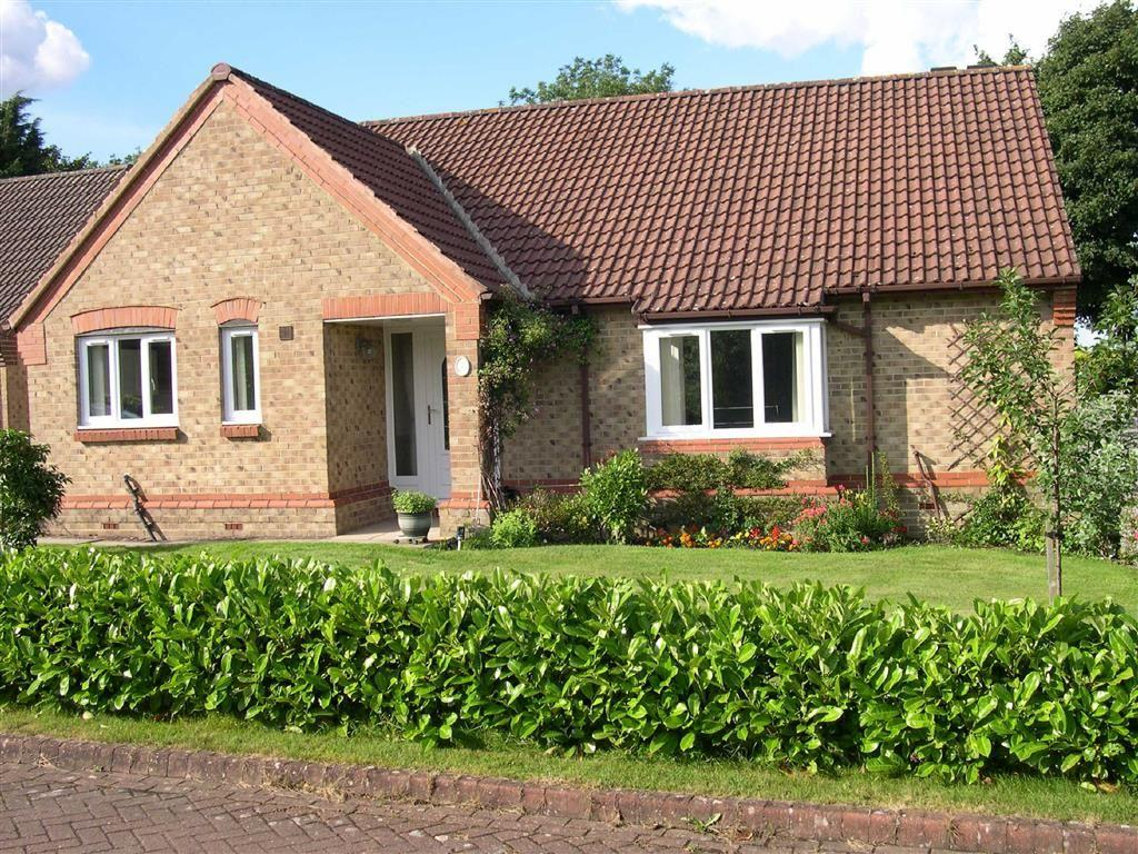 3 Bedrooms Detached Bungalow for sale in Birch Close, Scotton, North Yorkshire