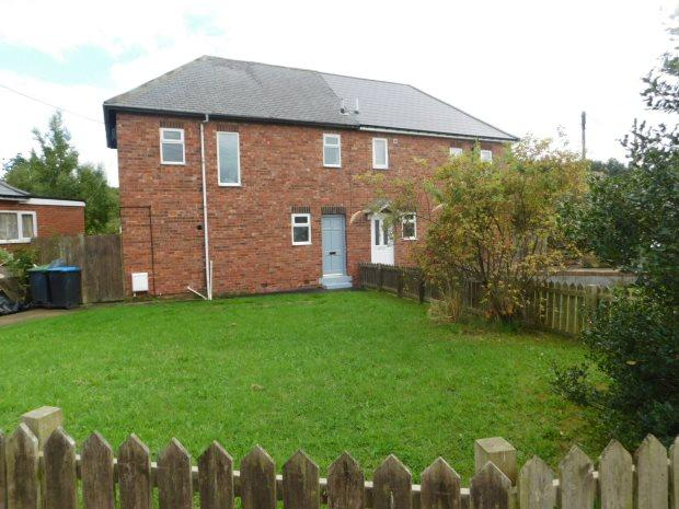 3 Bedrooms Semi Detached House for sale in BARNARD AVENUE, LUDWORTH, DURHAM CITY : VILLAGES EAST OF