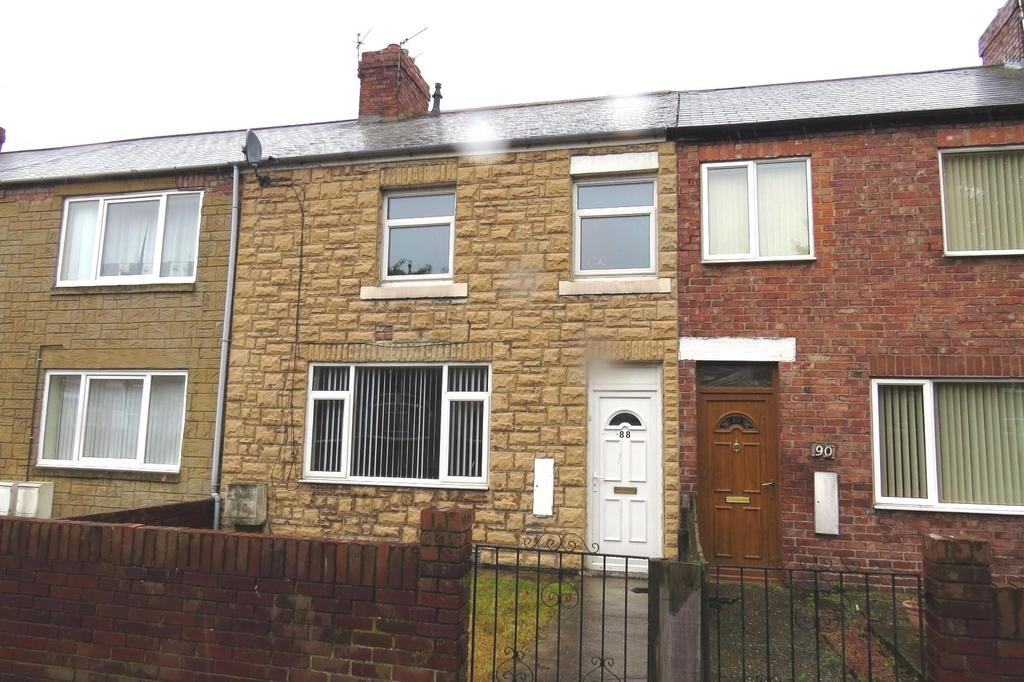 3 Bedrooms Terraced House for sale in Hawthorn Road, Ashington