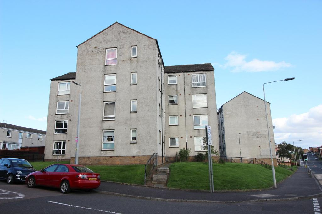 2 Bedrooms Flat for sale in 12/8 Green Street, Clydebank, G81 3AY