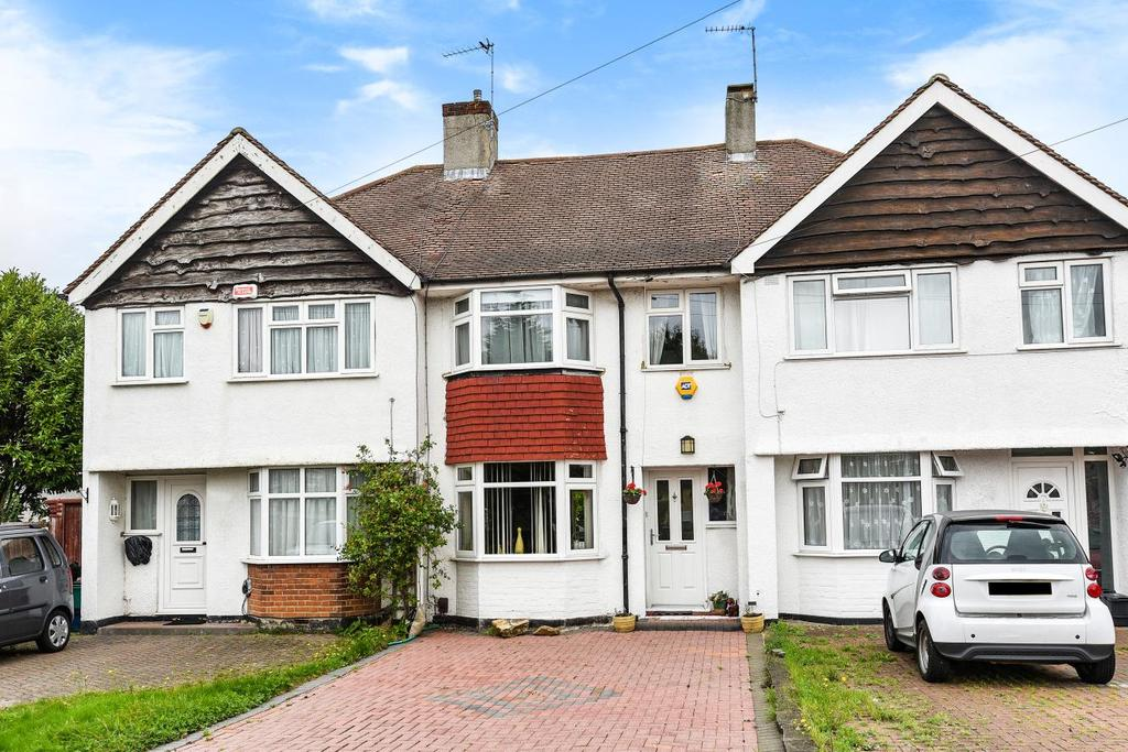 3 Bedrooms Terraced House for sale in The Glade, Croydon