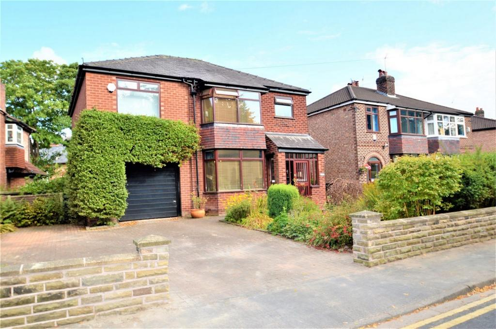 4 Bedrooms Detached House for sale in Oakfield, SALE, Cheshire