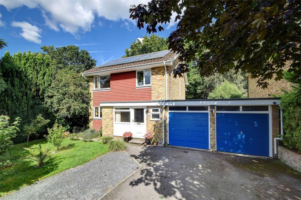 4 Bedrooms Detached House for sale in Hilland Rise, Headley