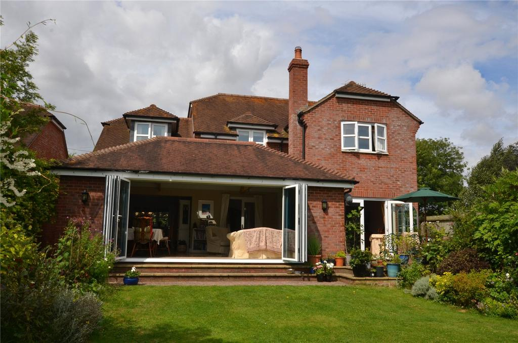 4 Bedrooms Detached House for sale in High Lane, Broad Chalke, Salisbury, Wiltshire, SP5
