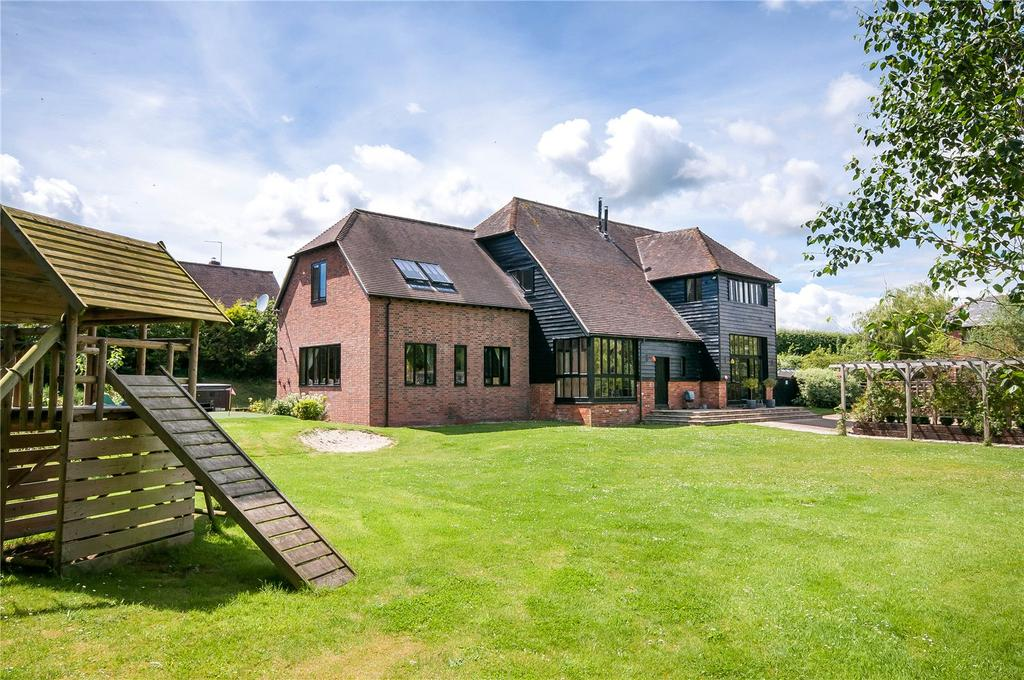 6 Bedrooms Barn Conversion Character Property for sale in Melchet Park, Sherfield English, Romsey, Hampshire, SO51