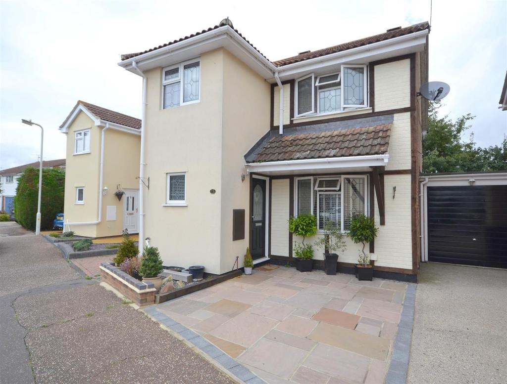 3 Bedrooms Link Detached House for sale in Shire Close, Chelmsford
