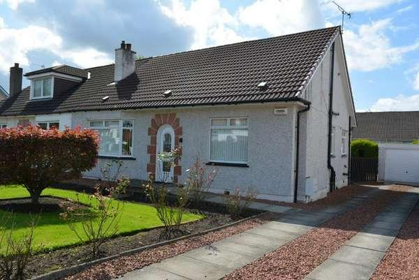 4 Bedrooms Semi Detached Bungalow for sale in 16 Overwood Drive, Glasgow, G44 5SG