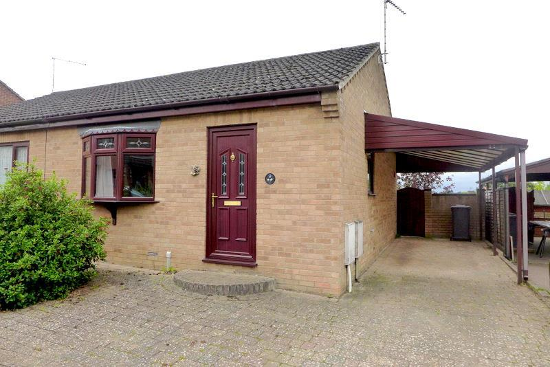 1 Bedroom Semi Detached Bungalow for sale in Cox's Close, Beccles