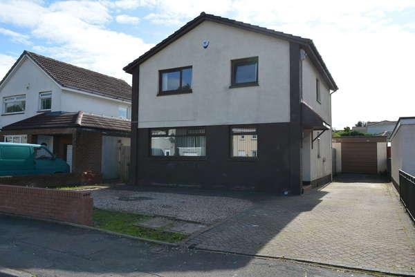 4 Bedrooms Detached House for sale in 50 Solway Road, Bishopbriggs, G64 1QN