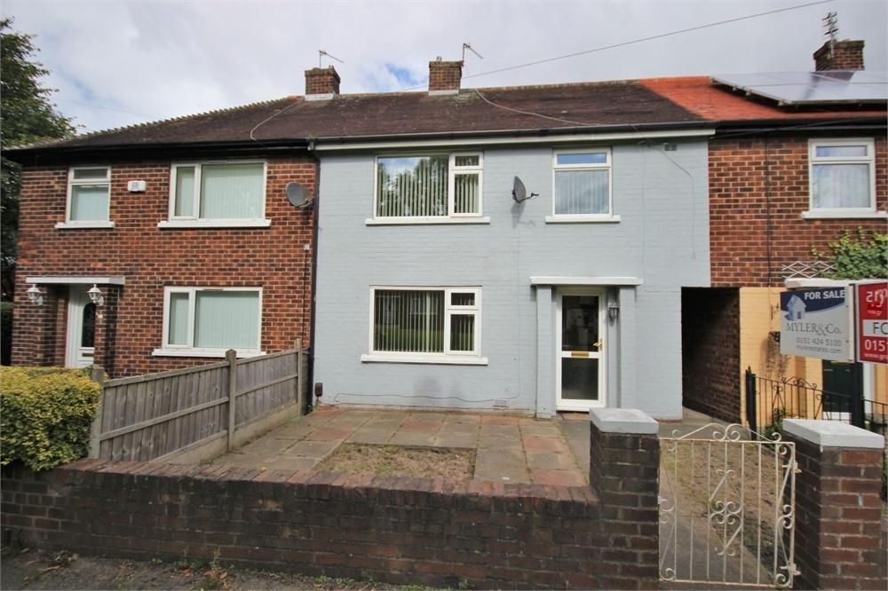 3 Bedrooms Terraced House for sale in Dooley Drive, BOOTLE, Merseyside