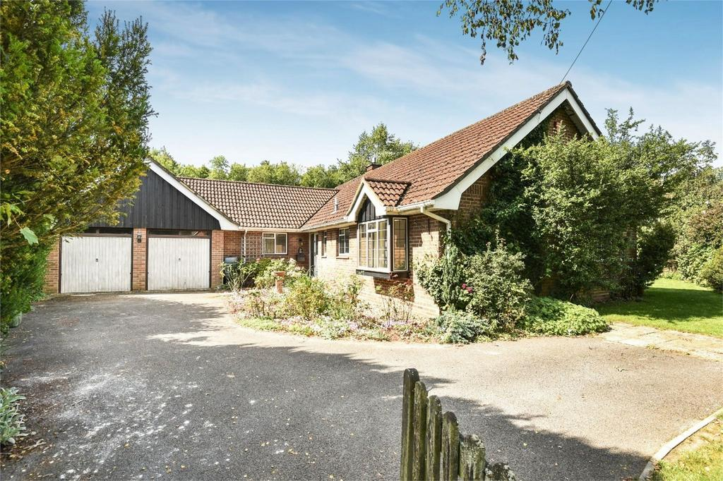4 Bedrooms Detached Bungalow for sale in Kings Worthy, Winchester, Hampshire