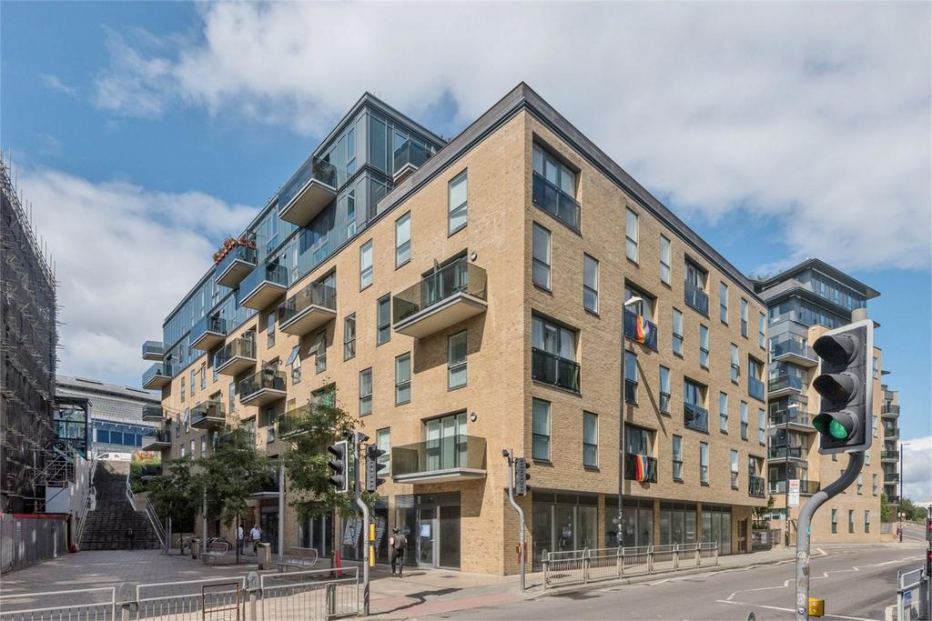 2 Bedrooms Flat for sale in Temple House, 5 Fleet Street, Brighton, East Sussex