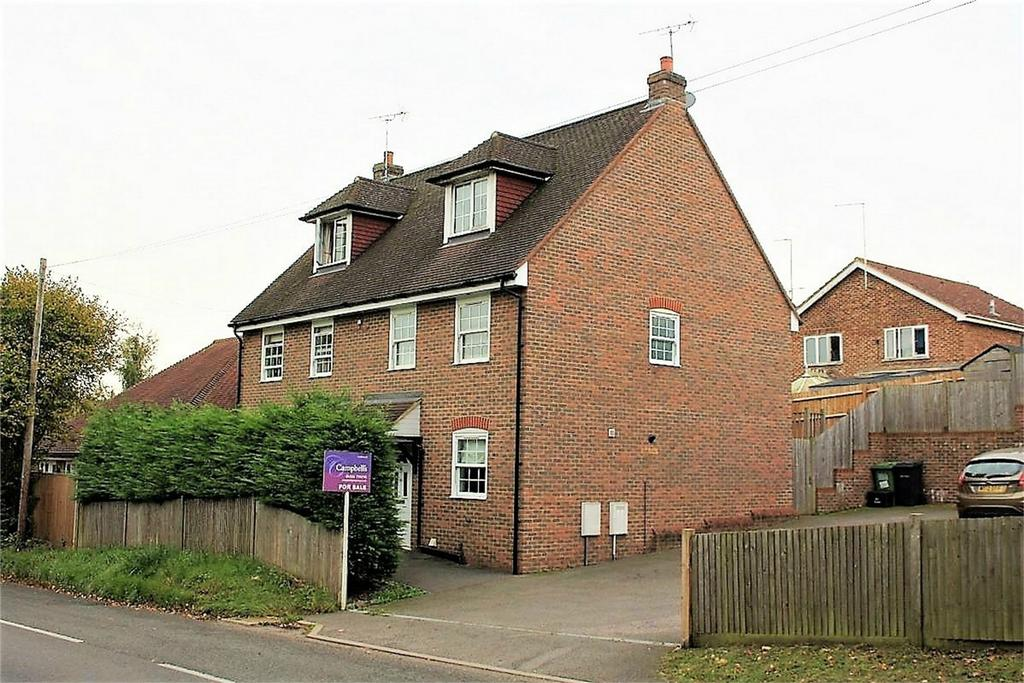 3 Bedrooms Semi Detached House for sale in Marley Lane, BATTLE, East Sussex