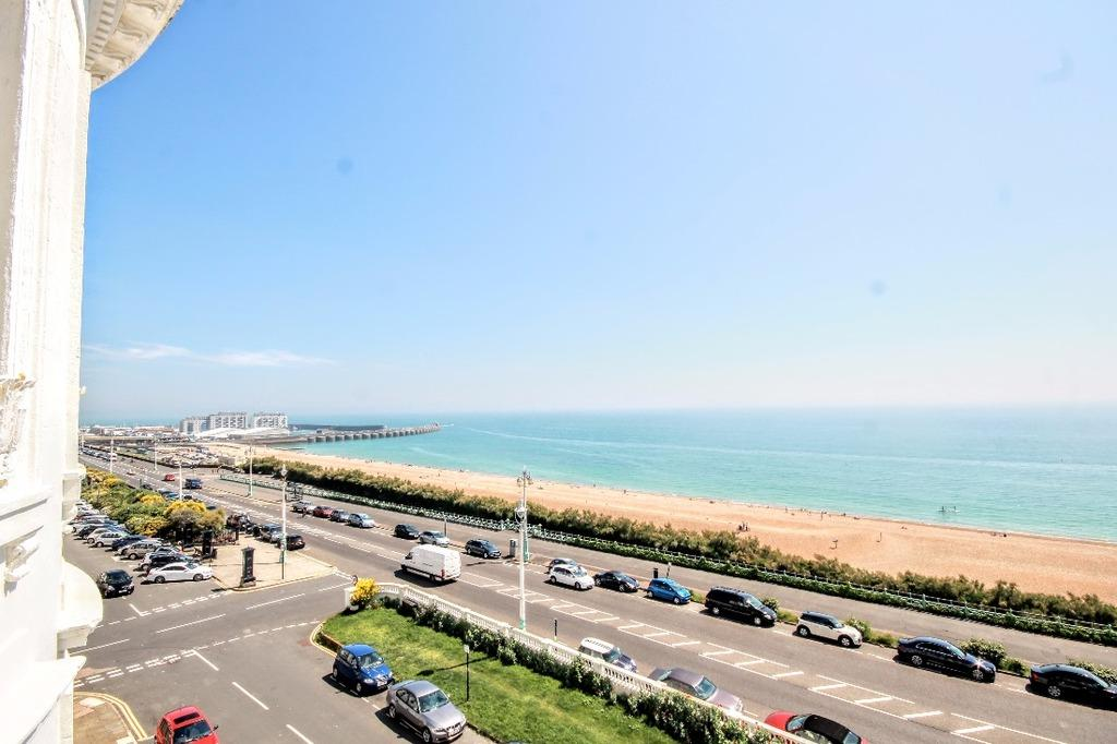 2 Bedrooms Flat for sale in Clarendon Terrace Brighton East Sussex BN2