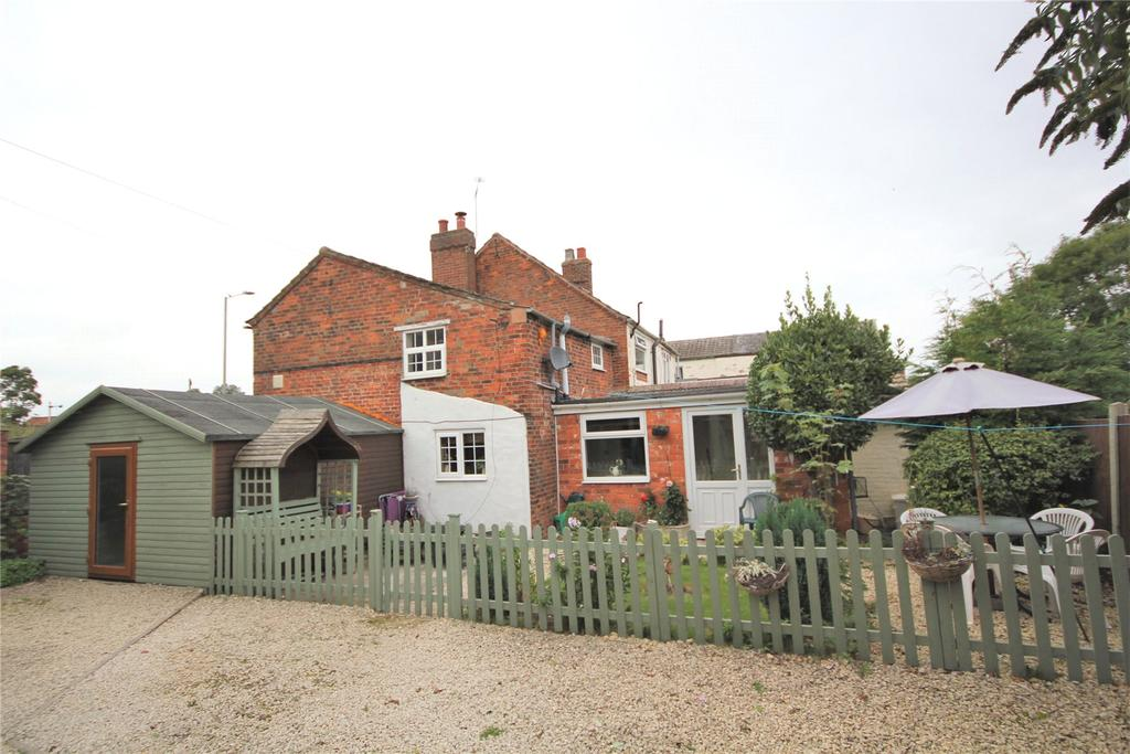 2 Bedrooms Semi Detached House for sale in Tattershall Road, Billinghay, LN4