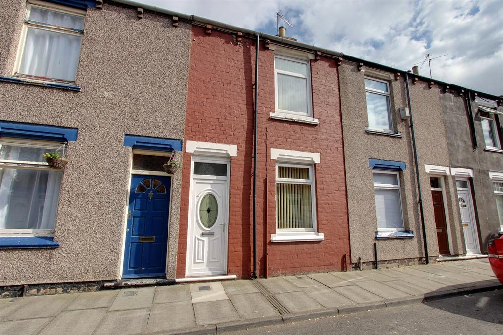 2 Bedrooms Terraced House for sale in Essex Street, Middlesbrough