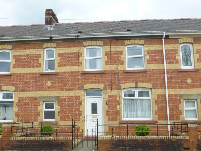 3 Bedrooms Terraced House for sale in Brynteg Terrace, Ammanford, Carmarthenshire.