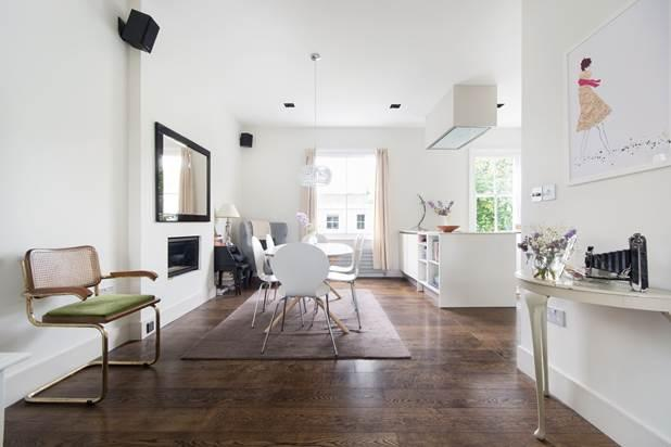 2 Bedrooms Flat for sale in Leamington Road Villas, London, W11