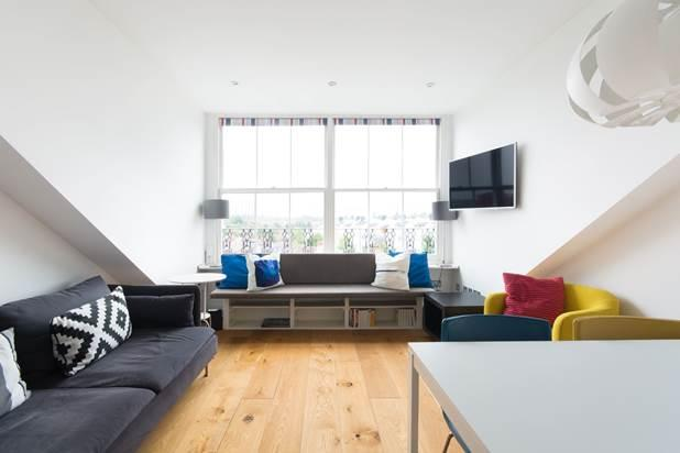 1 Bedroom Flat for sale in St Quintin Avenue, London, W10