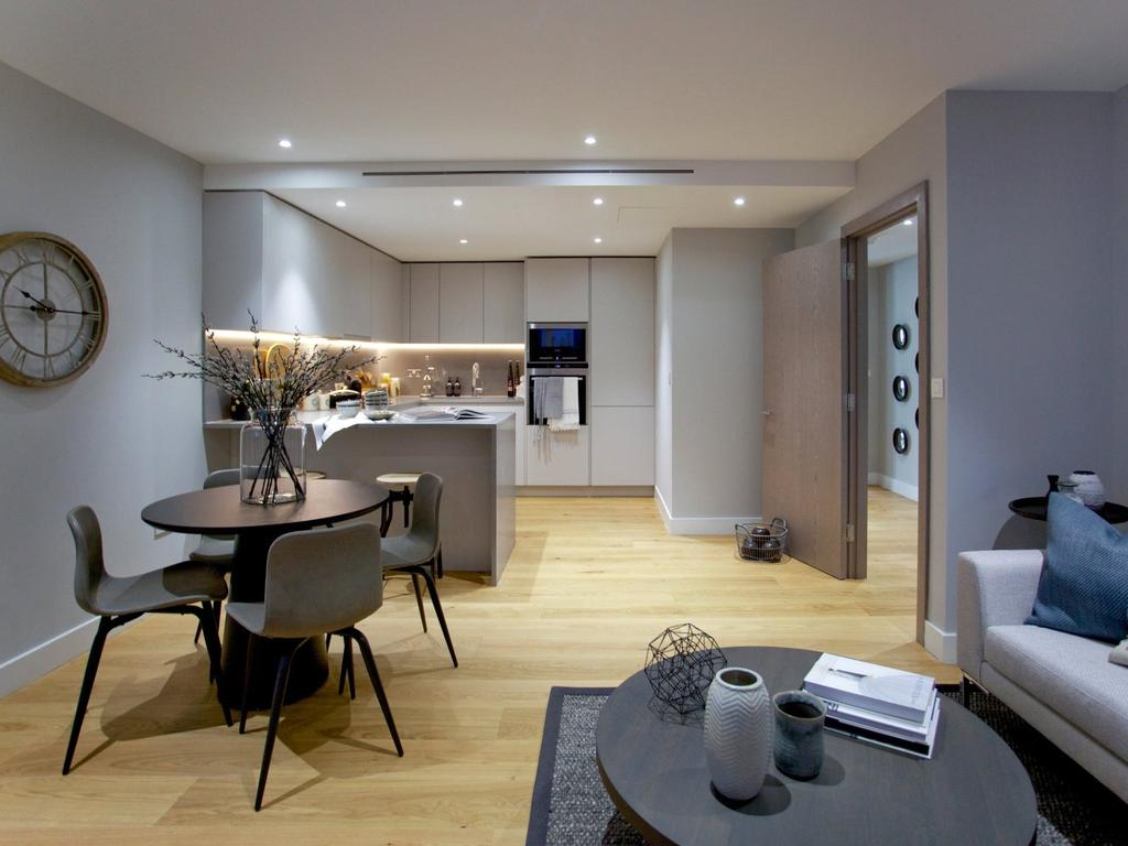 1 Bedroom Apartment Flat for sale in Alexander Wharf, London Dock, Wapping, E1W