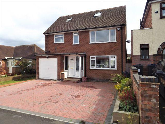 4 Bedrooms Detached House for sale in Maple Road,Sutton Coldfield,