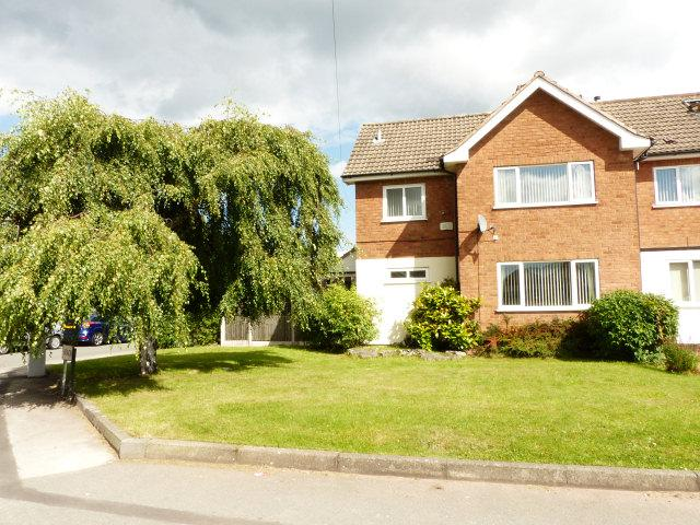 3 Bedrooms Semi Detached House for sale in Bracken Way,Streetly,Sutton Coldfield