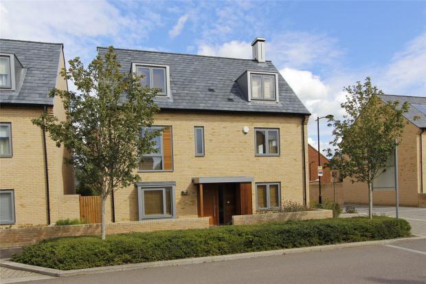 5 Bedrooms Detached House for sale in Consort Avenue, Trumpington, Cambridgeshire