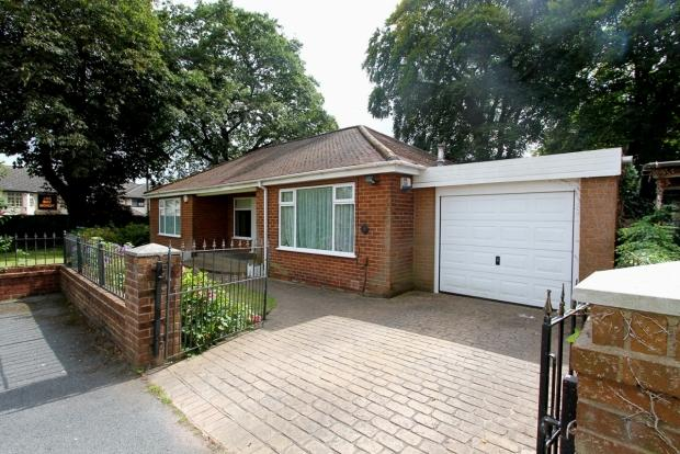 3 Bedrooms Detached Bungalow for sale in Ramsey Close Ashton In Makerfield Wigan