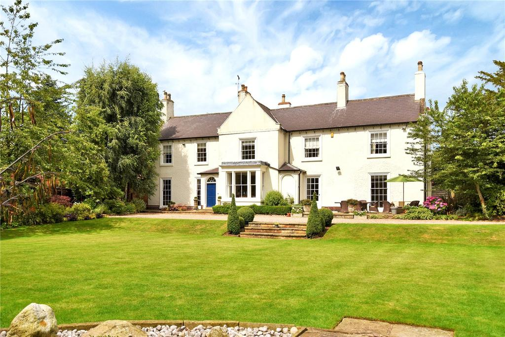 5 Bedrooms Detached House for sale in Westhorpe, Southwell, Nottinghamshire