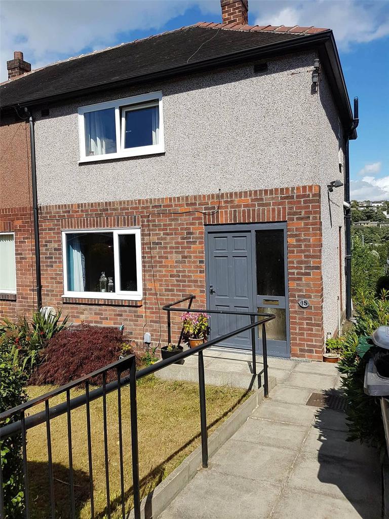 2 Bedrooms Semi Detached House for sale in Beadon Avenue, Waterloo, Huddersfield, HD5