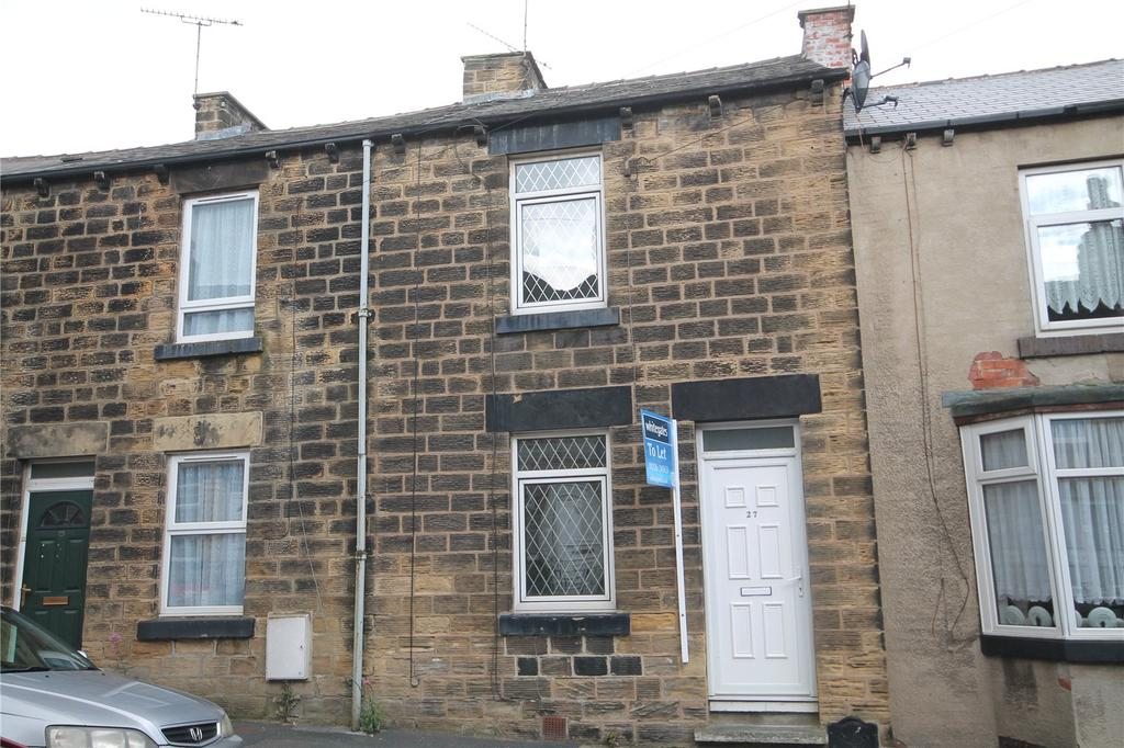 2 Bedrooms Terraced House for sale in Hope Street, Barnsley, S75