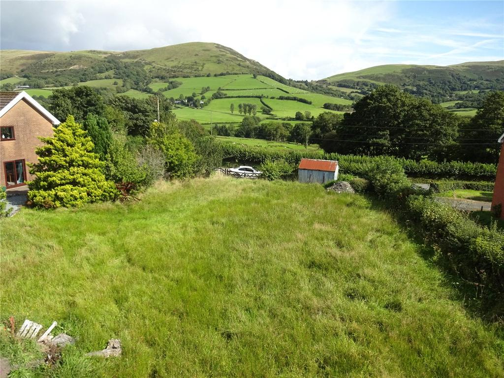 Land Commercial for sale in Llan, Llanbrynmair, Powys