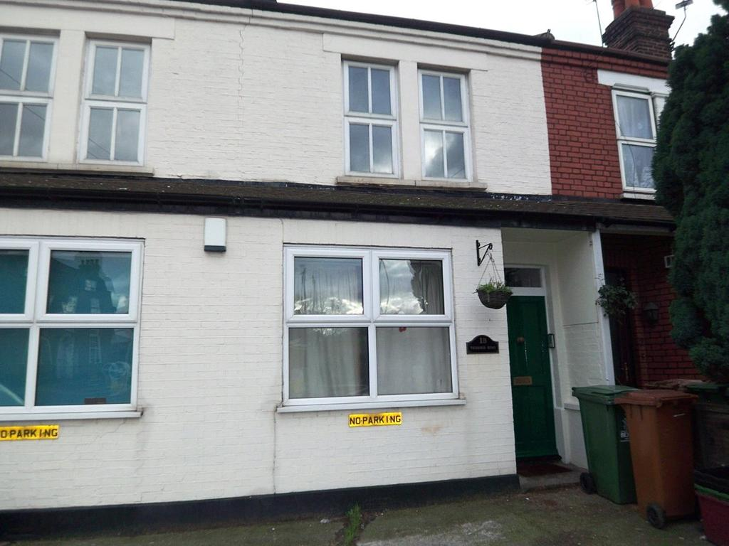 2 Bedrooms Maisonette Flat for sale in Vicarage Road, Bexley, Kent, DA5