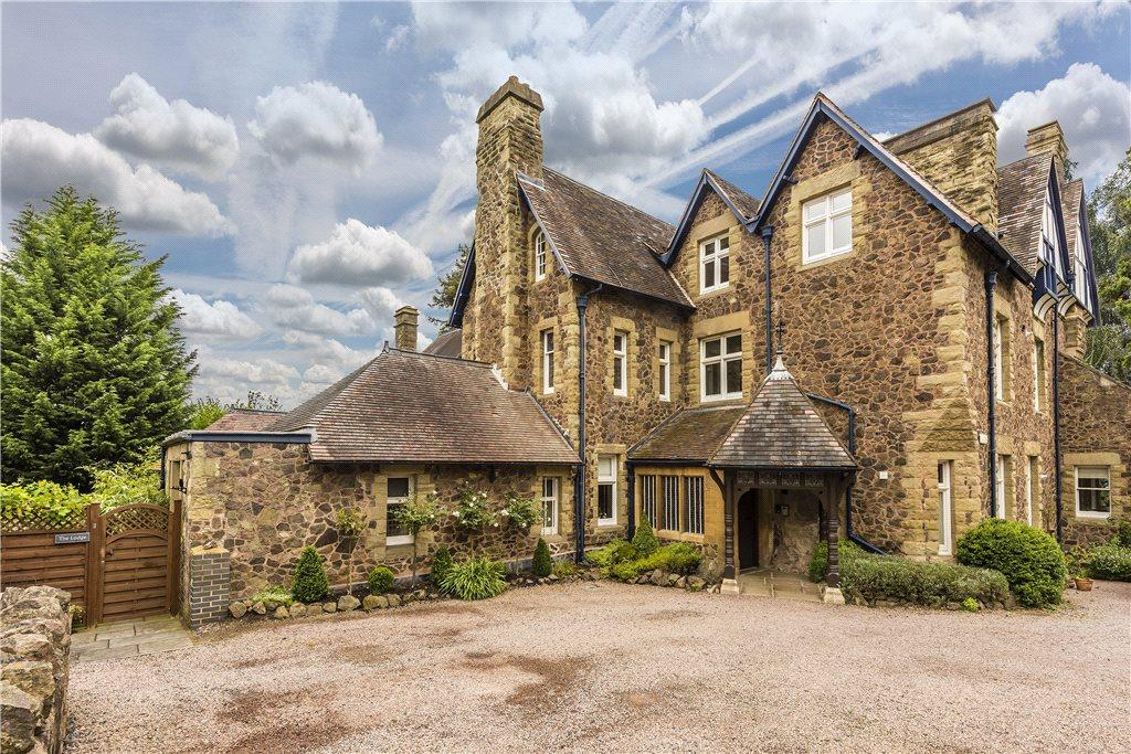 3 Bedrooms Town House for sale in Woodgate, 7 Albert Road North, Malvern, Worcestershire, WR14