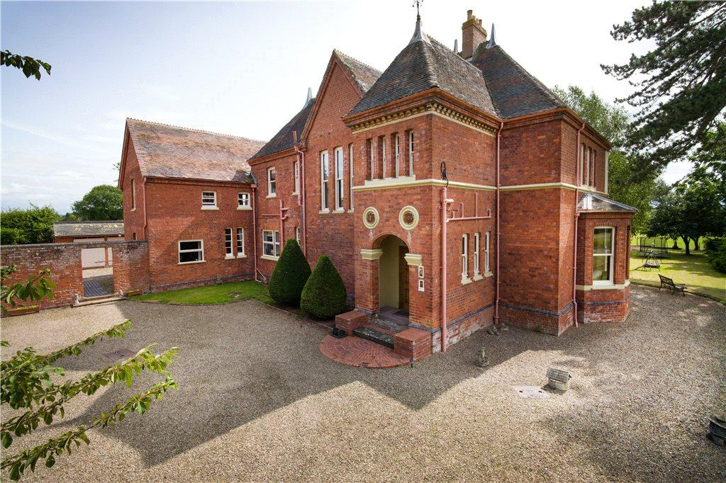 6 Bedrooms Detached House for sale in Preston-on-Wye, Hereford, HR2