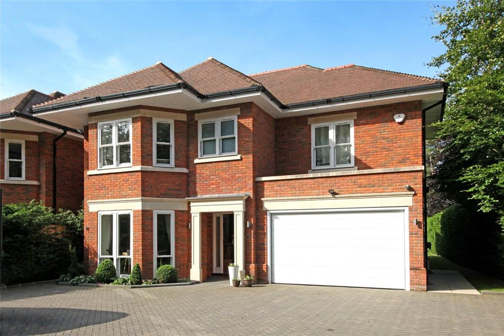 5 Bedrooms Detached House for sale in Winkfield Road, Ascot, Berkshire, SL5