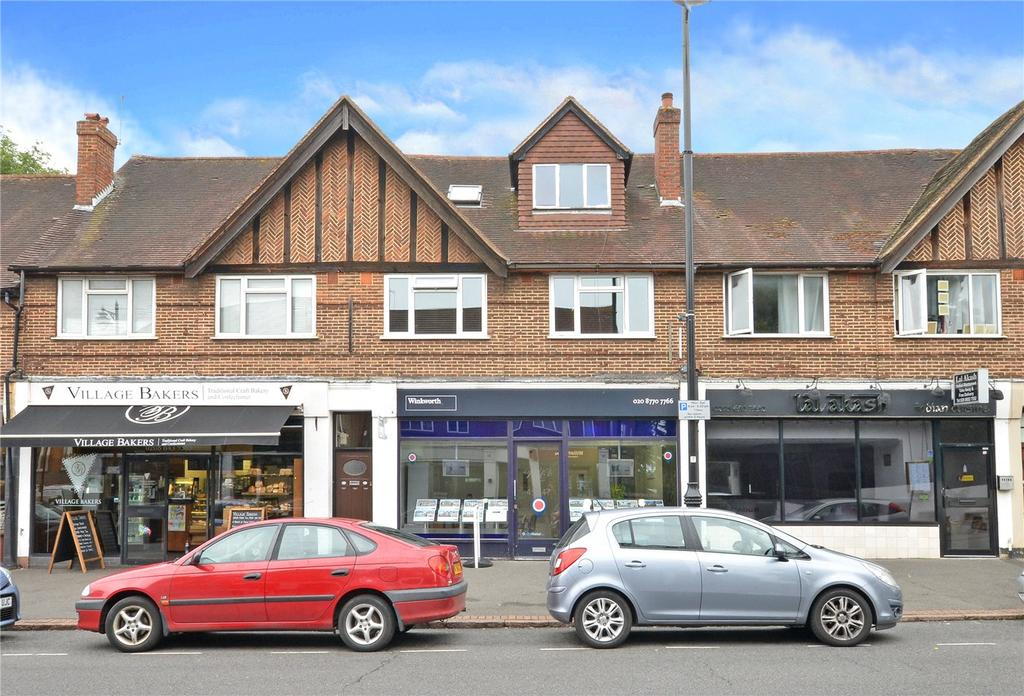 1 Bedroom Flat for sale in Station Way, Cheam Village, Surrey, SM3