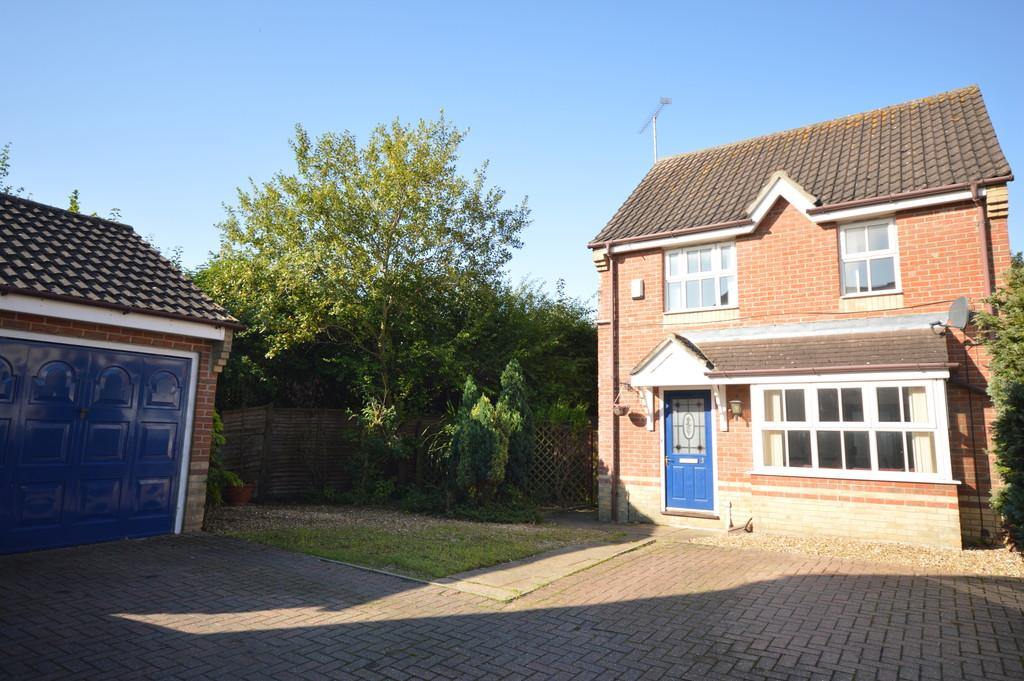 3 Bedrooms Detached House for sale in Ayre Way, Kings Lynn