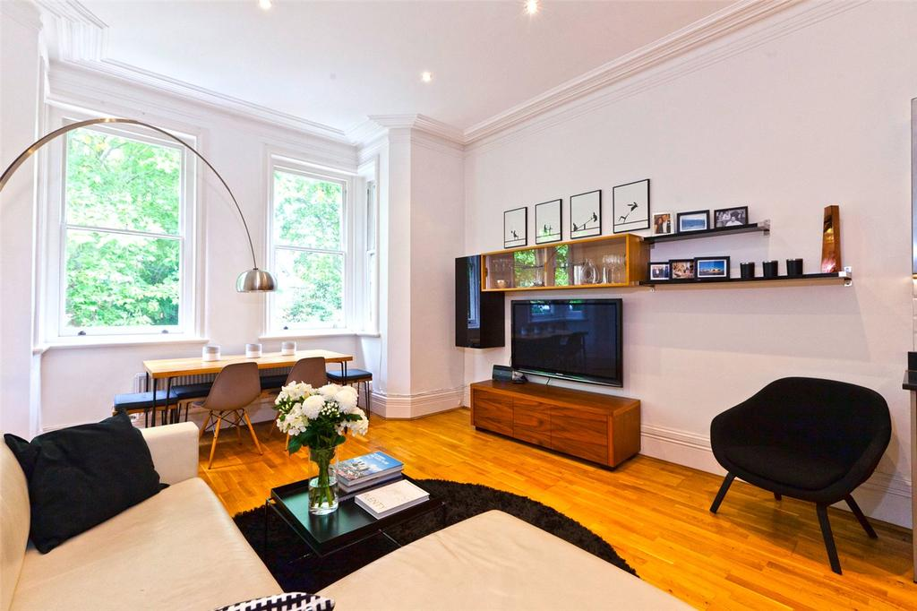 2 Bedrooms Flat for sale in Shepherds Hill, London, N6