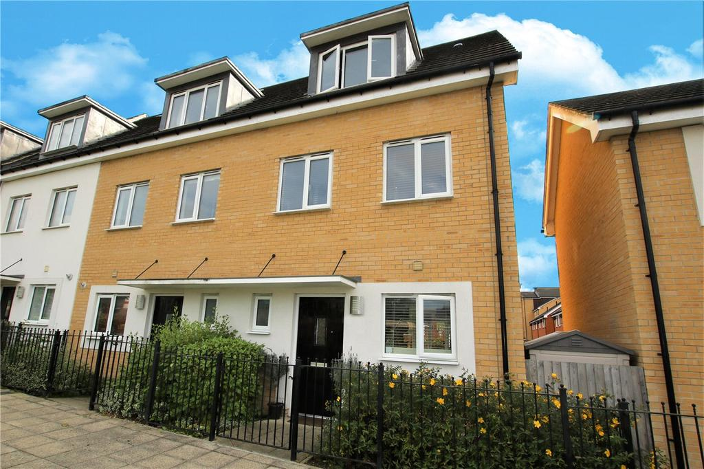 3 Bedrooms End Of Terrace House for sale in Longships Way, Reading, Berkshire, RG2