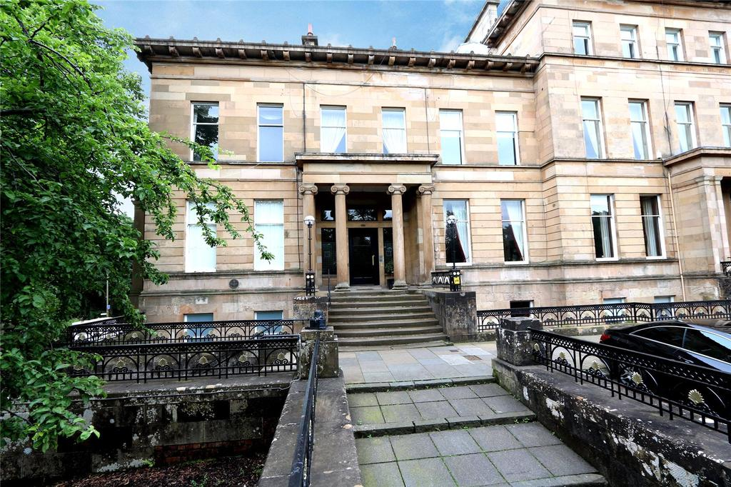 2 Bedrooms Apartment Flat for sale in Flat 2, Great Western Terrace, Dowanhill, Glasgow