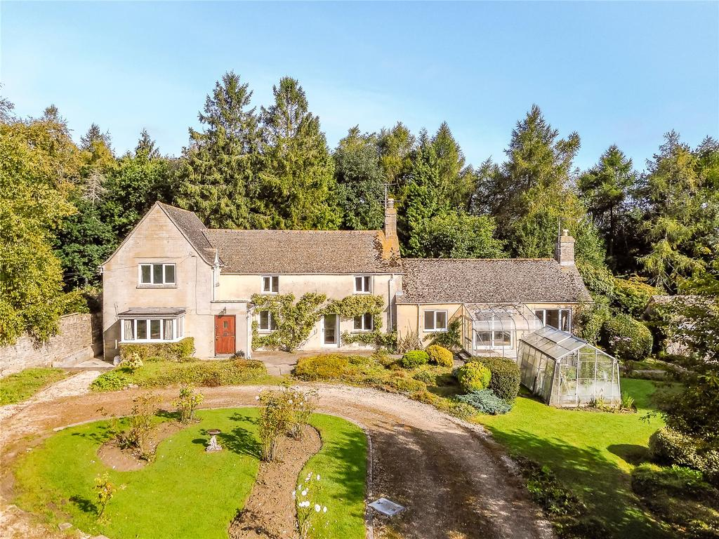 3 Bedrooms Detached House for sale in Hilcot End, Ampney Crucis, Cirencester, Gloucestershire
