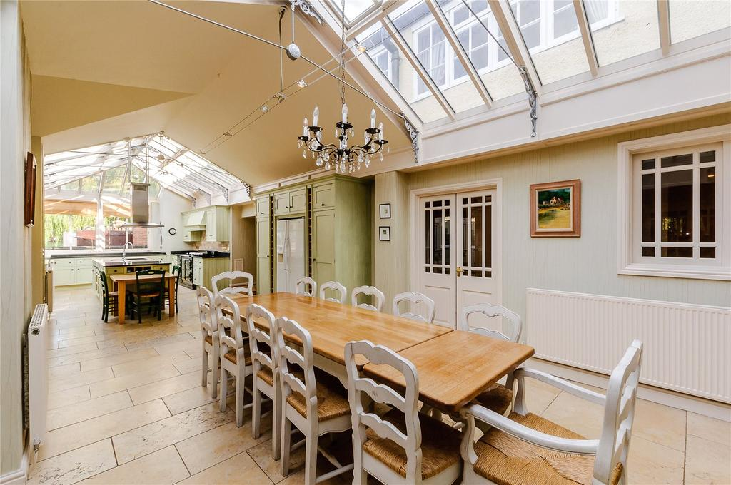 5 Bedrooms Detached House for sale in Little Smeaton, Northallerton, North Yorkshire
