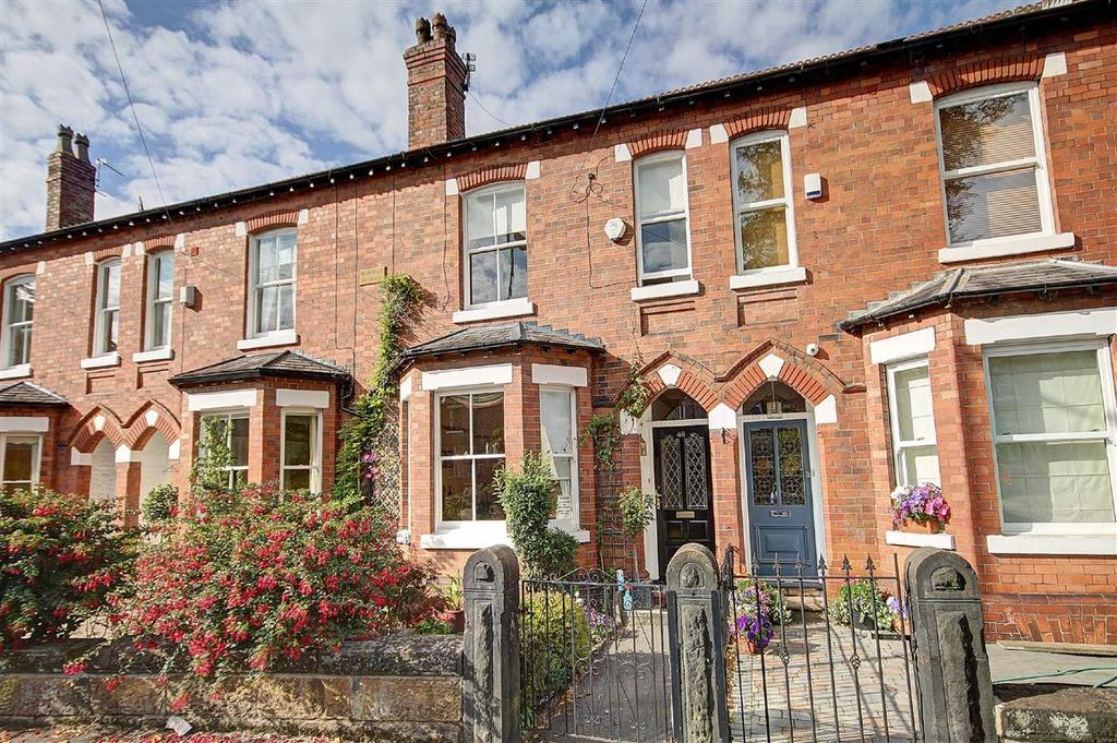 4 Bedrooms Terraced House for sale in Oldfield Road, Altrincham, Cheshire