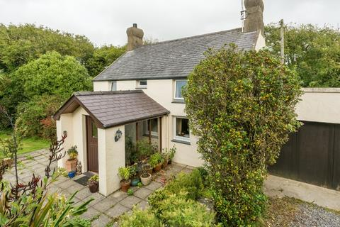 3 bedroom cottage for sale - Bryncroes, Pwllheli, North Wales