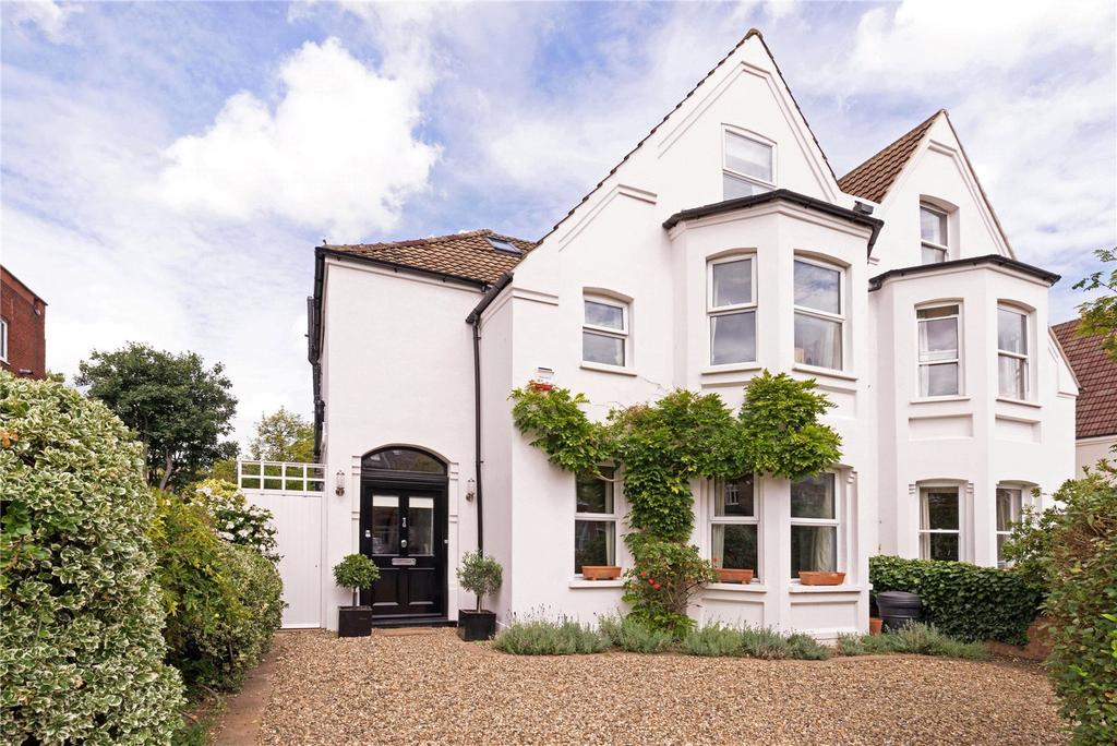 5 Bedrooms Semi Detached House for sale in South Park Road, London, SW19